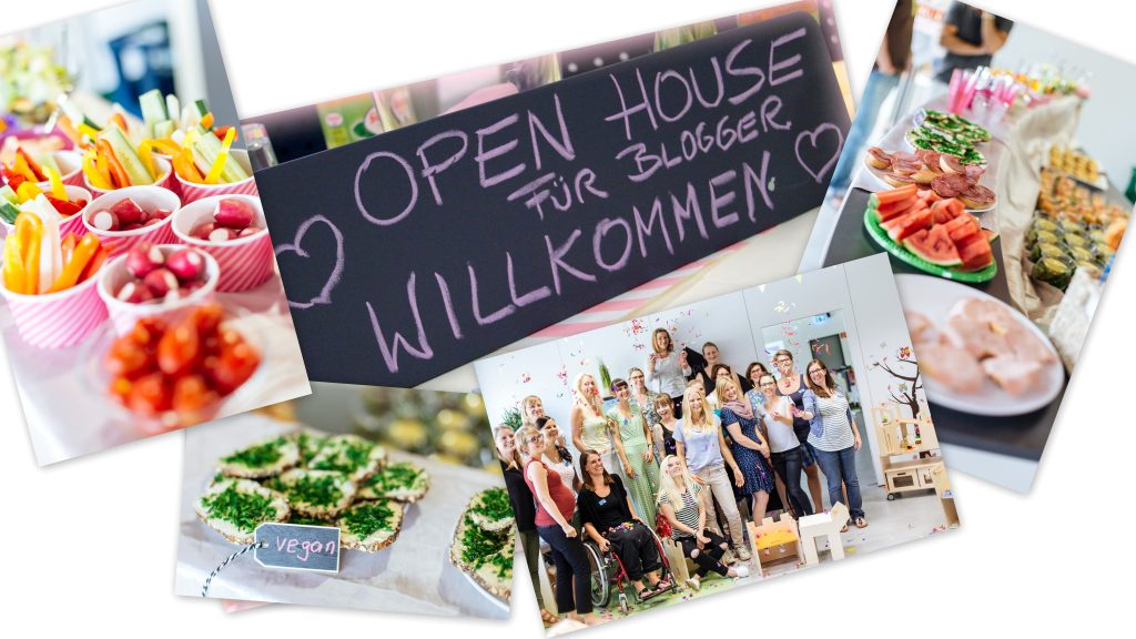 Collage Open House