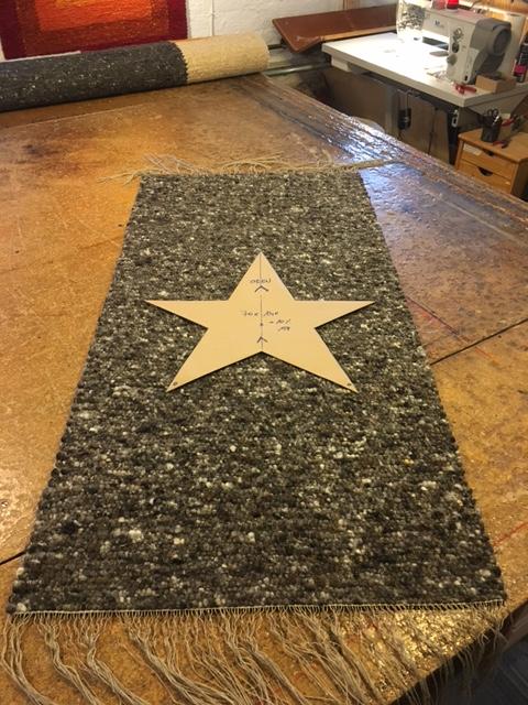 Teppich Herstellung