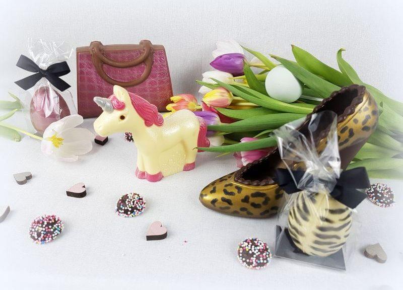 Arko Einhorn aus Schokolade