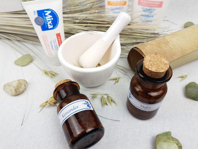 Hautpflege Mixa
