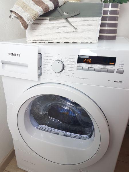 Wäsche Trocknen Siemens Wärmepumpentrockner