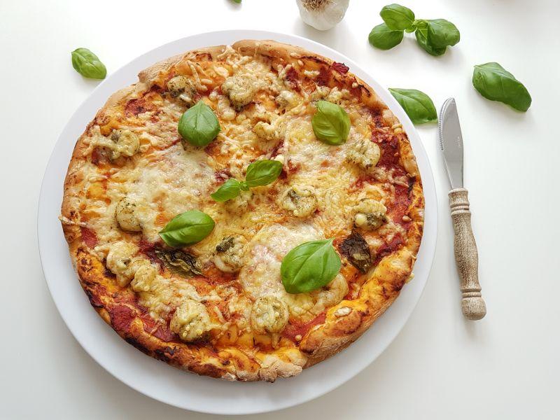 Pizzarezept Grundteig
