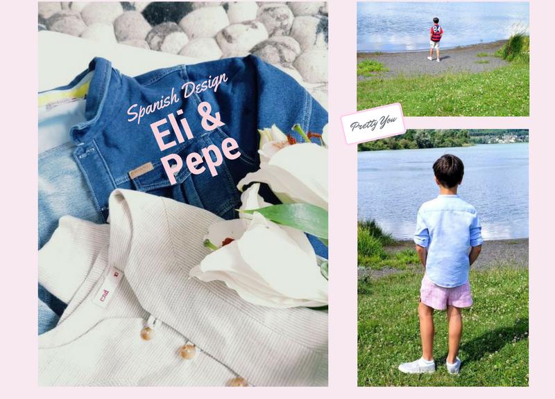 Kinderkleidung von Eli & Pepe