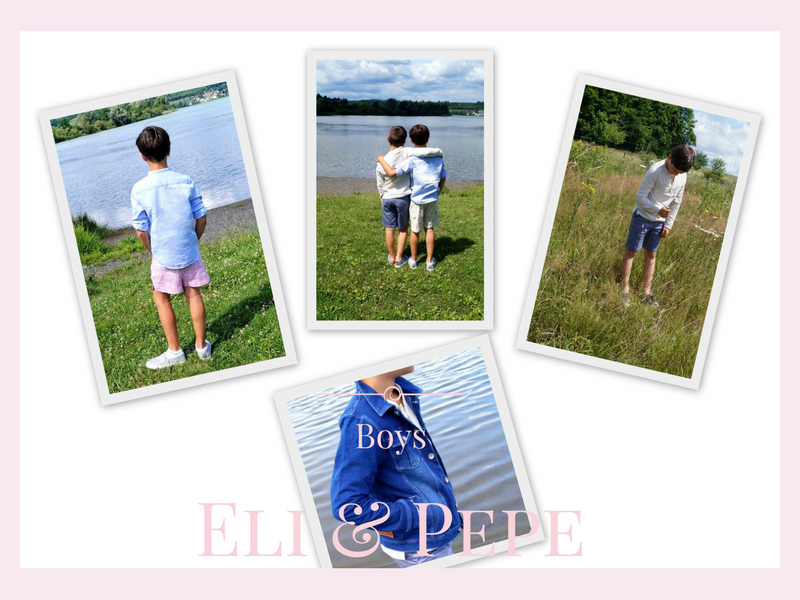 Kinderkleidung Eli & Pepe