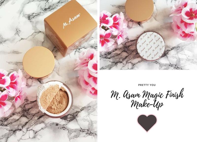 M. Asam Magic Finish Make-Up