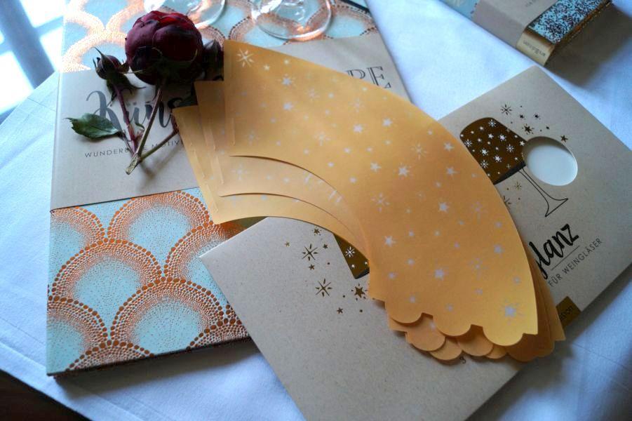 Stilvolle Geschenke für Deine Lieben gestalten mit ars