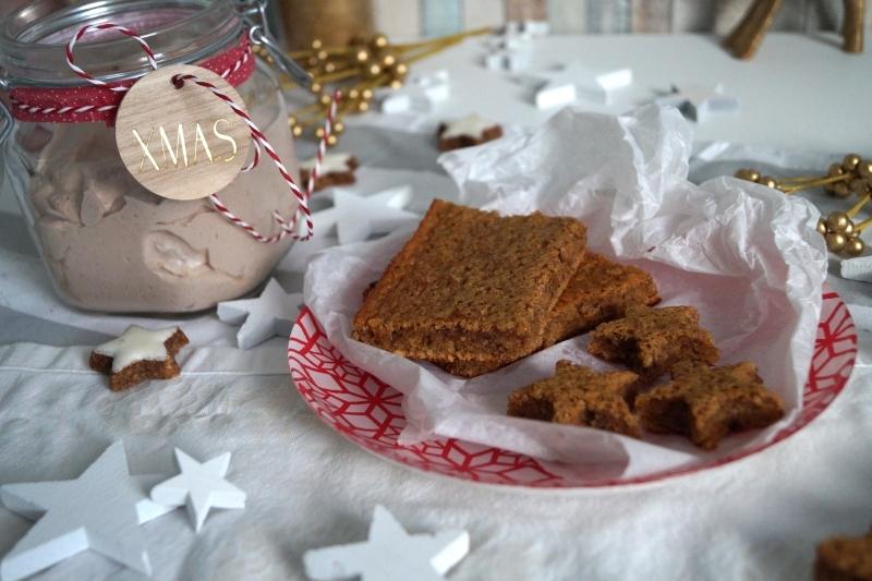 weihnachtliche Lebkuchencreme