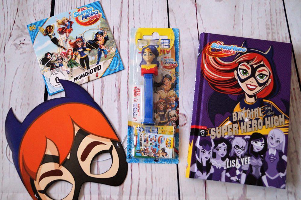 DC Super Hero Girls Warner Bros.