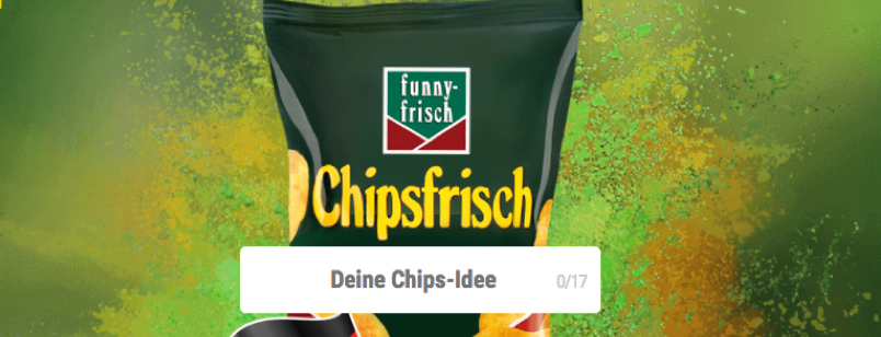 funny-frisch Chips Wahl 2018
