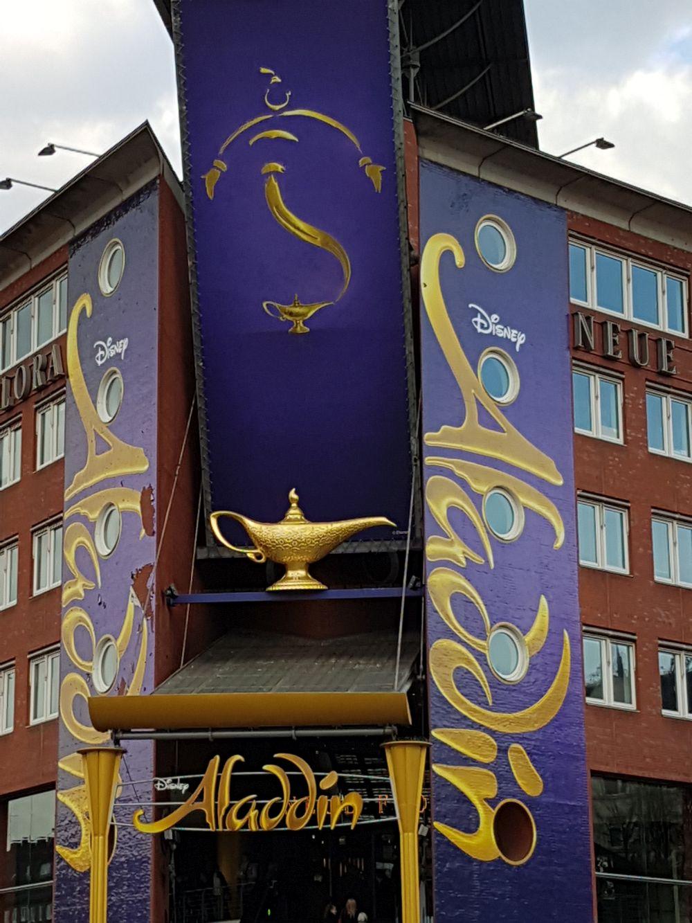 Musical Aladdin Hamburg