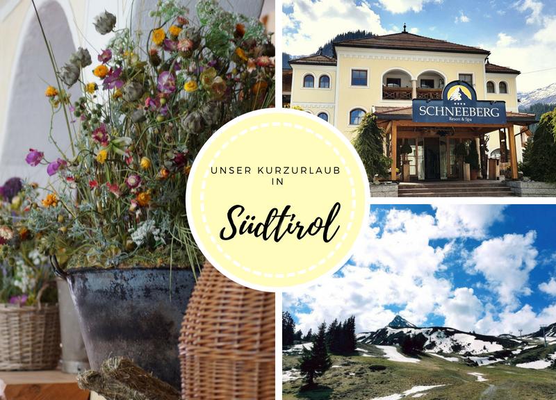 Hotel Schneeberg Kurzurlaub in Südtirol